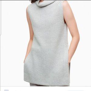 Aritzia Durandel Cream Sweater XXS